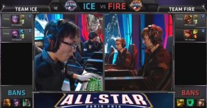 League of Legends All Star 2015