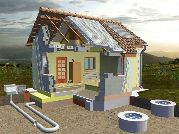 Qu es una casa pasiva AD5 Arquitectura y Construccin
