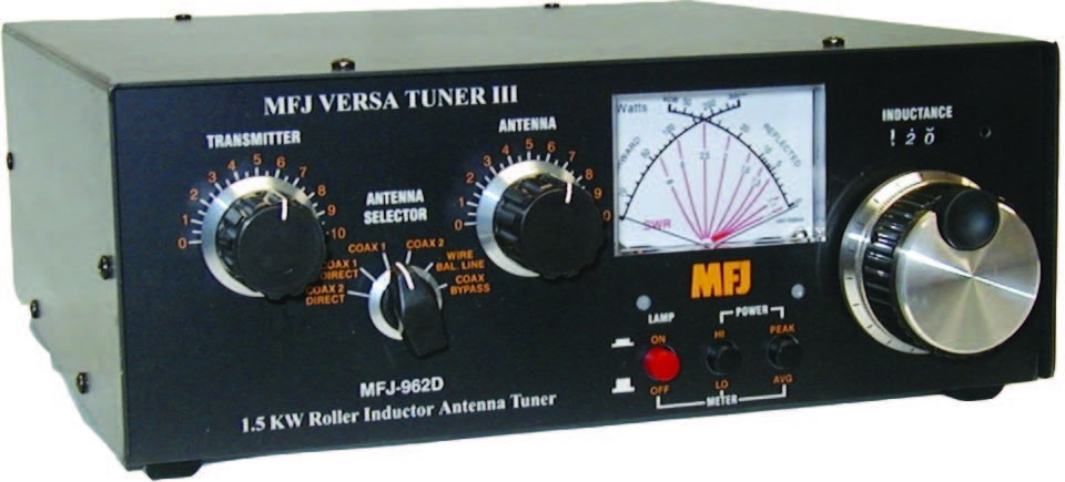 Antenna Tuners, Matching, and SWR