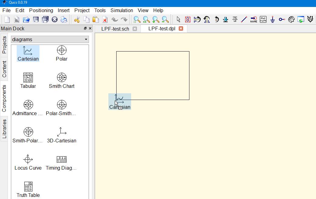 QUCS for Filter Design - AD5GG