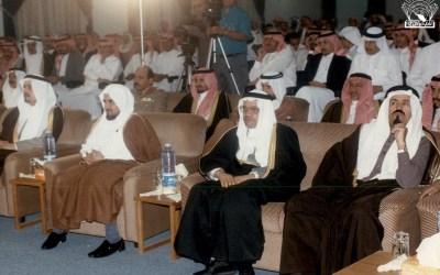 لقاء مع : – د . عبد الله عمر نصيف – د . عبد الله المصلح .