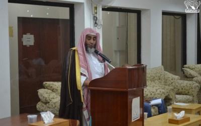 أحد اجتماعات الجمعية العمومية للنادي1436 :
