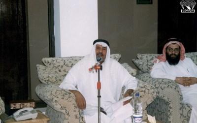 من مسامرات النادي مع الدكتور / محمود شاكر …
