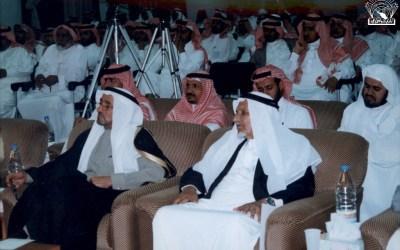 محاضرة : – د. علي سعد الموسى – أ. محمد زايد الألمعي ..