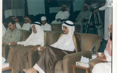لقاء مع الدكتور / عبد العزيز السبيّل – إدارة الأستاذ / تركي بن محمد العسيري .