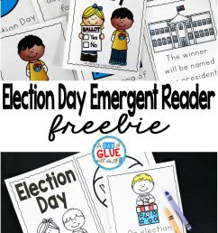 Election Day Worksheets For Preschool   Printable Worksheets and Activities  for Teachers [ 2048 x 1238 Pixel ]