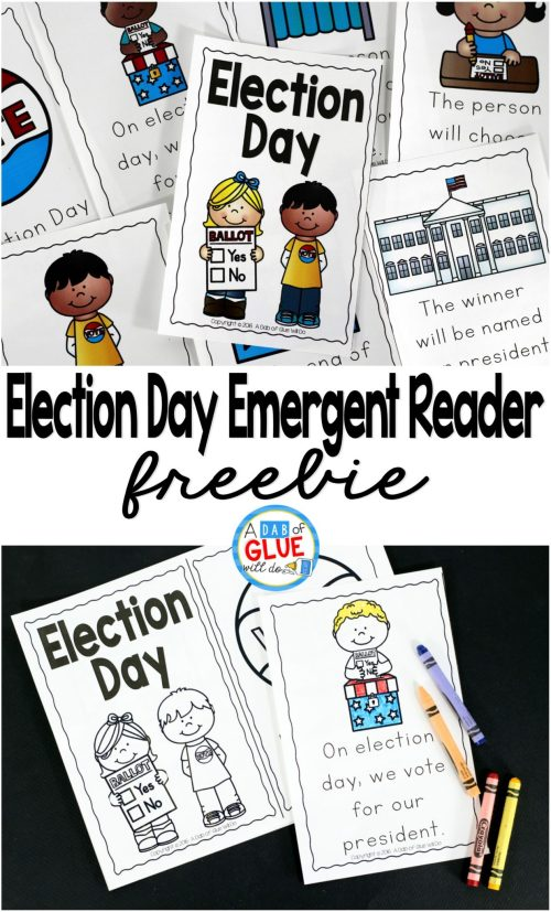 small resolution of Election Day Worksheets For Preschool   Printable Worksheets and Activities  for Teachers