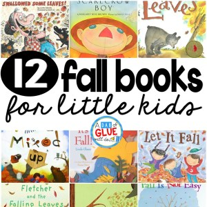 12 Fall Books for Little Kids