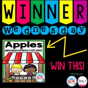 Winner Wednesday: Apples Bundle