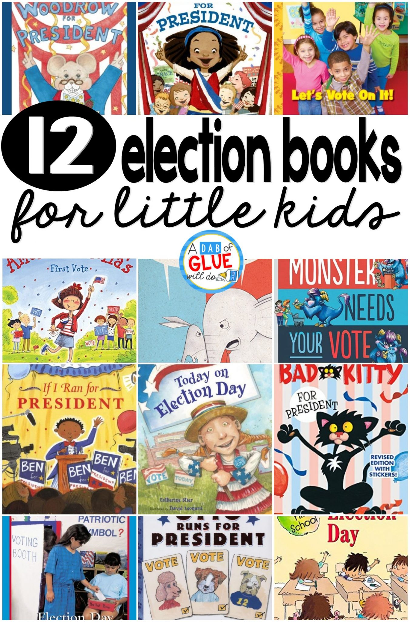 Books for Teaching About Elections