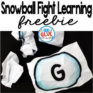 Snowball Fight Learning