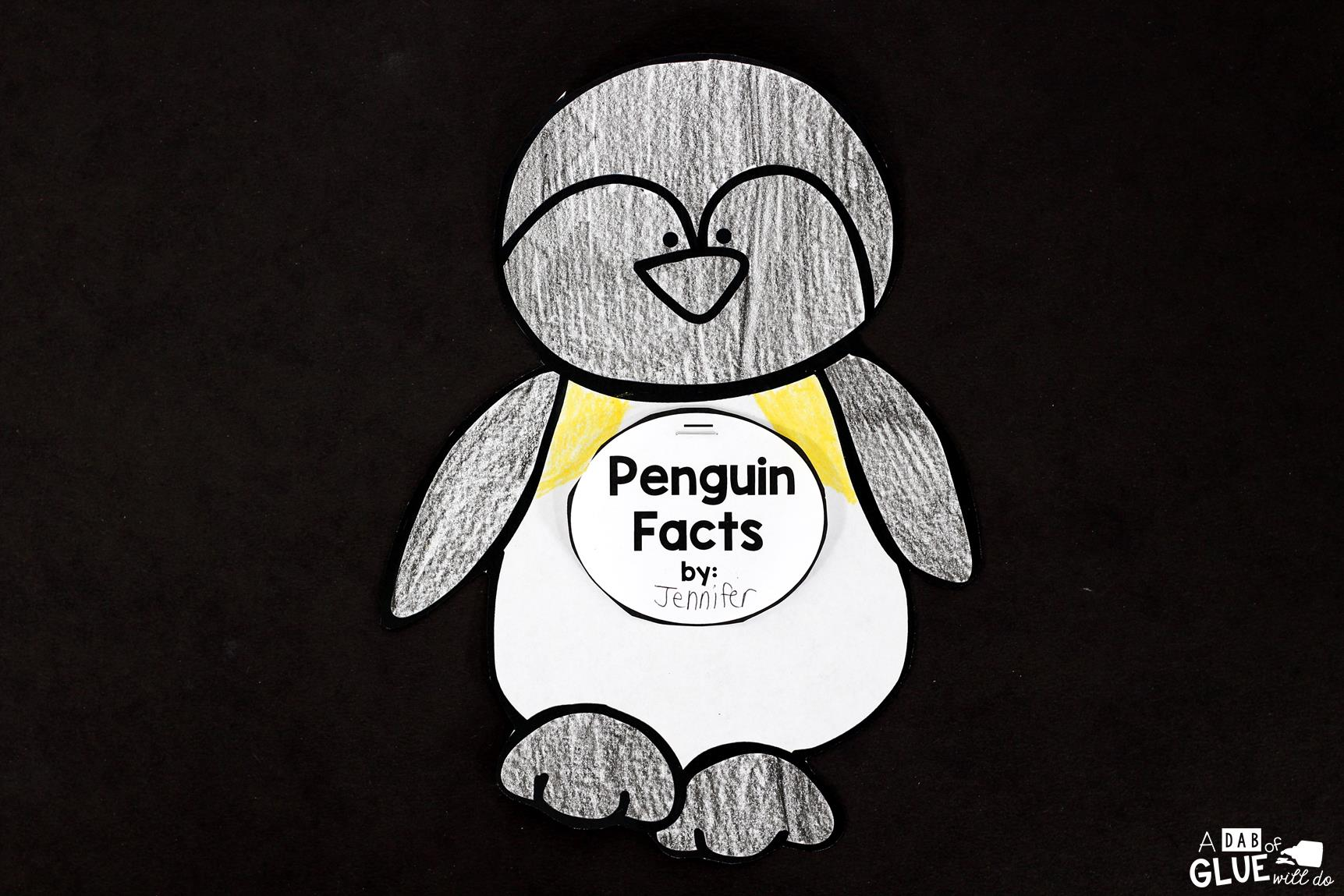 Penguins An Animal Study