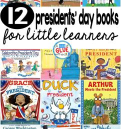 12 Presidents' Day Books for Little Learners - [ 2257 x 1489 Pixel ]