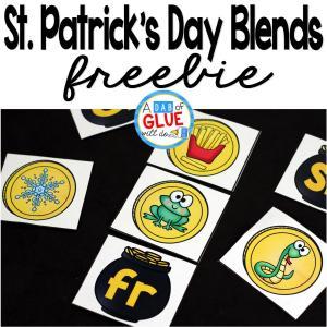 St. Patrick's Day Blend Match-Up