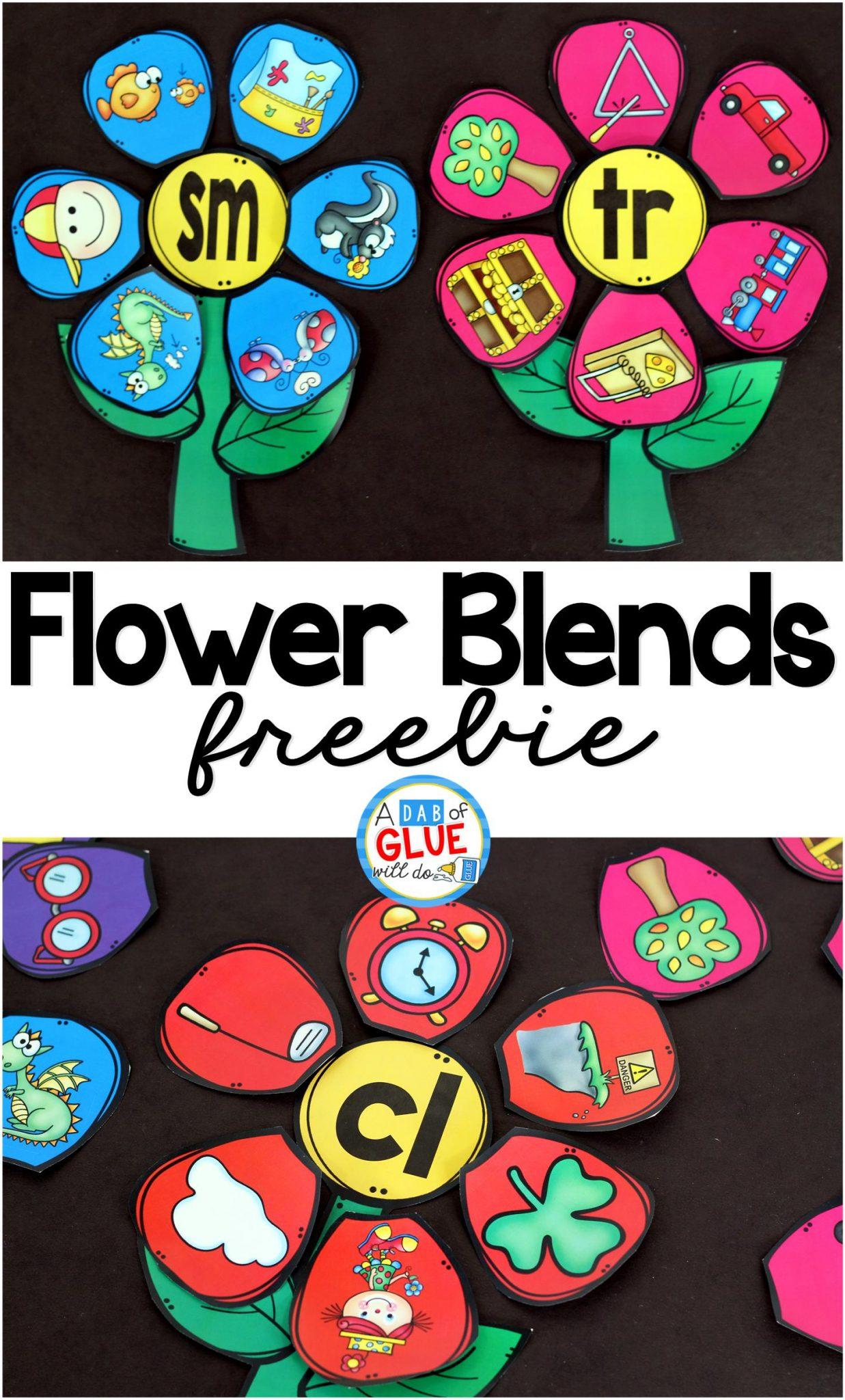 Flowers Blend Match Up