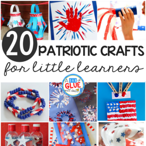 Patriotic Crafts for Little Learners