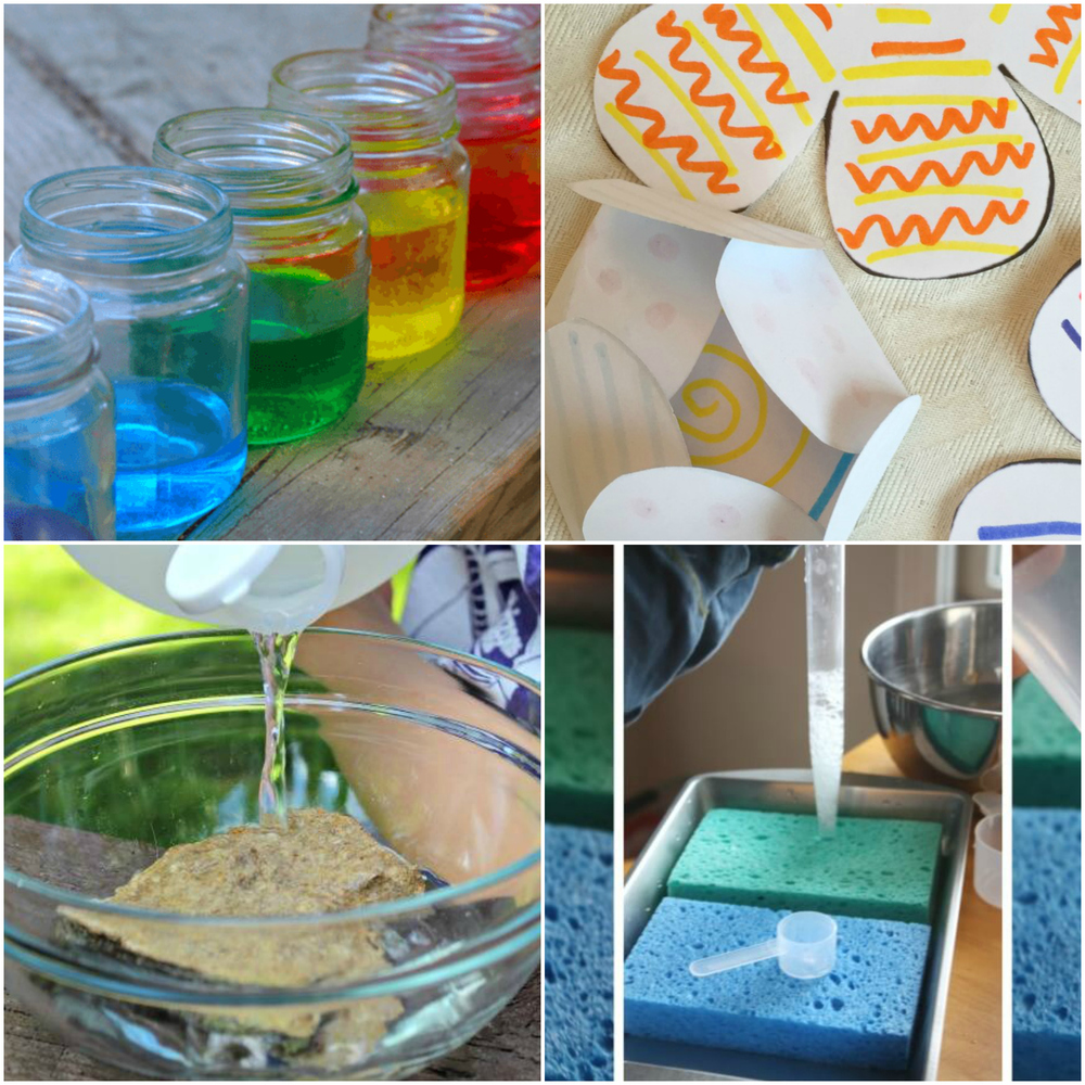 Fun Summer Stem Activities: Learning Activities For Summer STEM