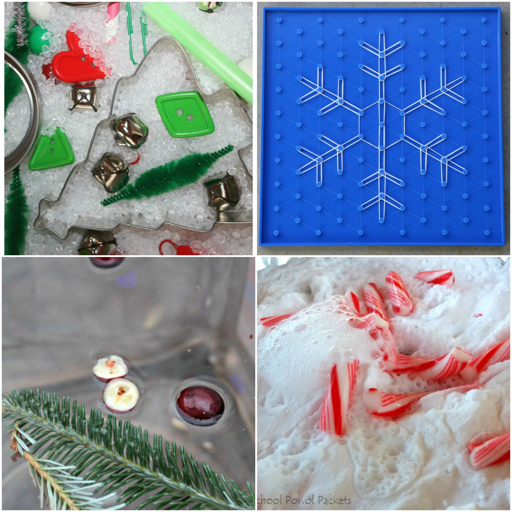 Christmas Stem For Little Learners
