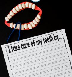 Kids Dental Health Science Unit - [ 1717 x 942 Pixel ]