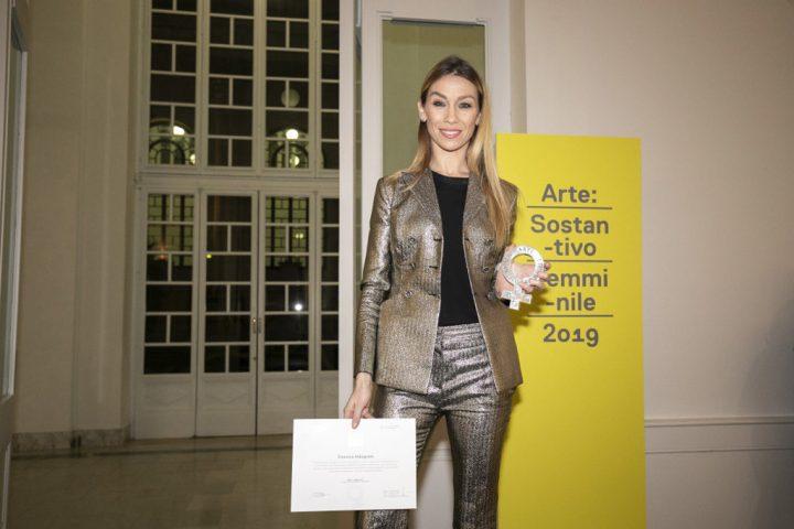 Premio ARTE: Sostantivo Femminile. Eleonora Abbagnato, étoile