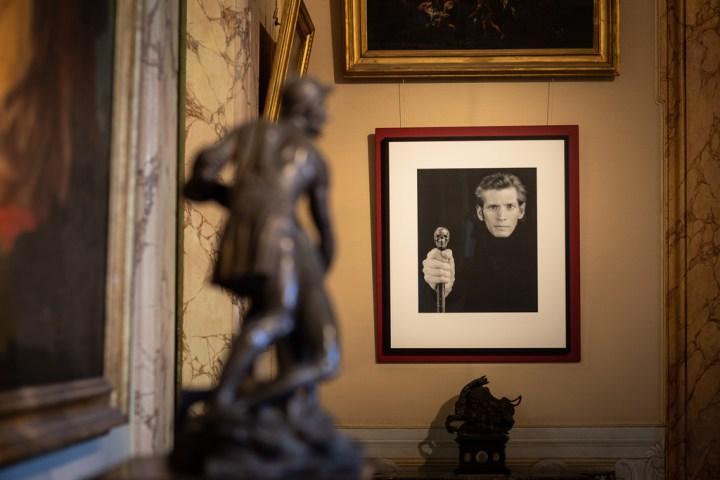 Robert Mapplethorpe. L'Obiettivo Sensibile - Palazzo Corsini, Roma. Foto Alberto Novelli