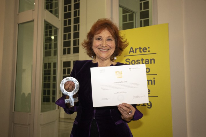 Premio ARTE: Sostantivo Femminile. Giannola Nonino, imprenditrice