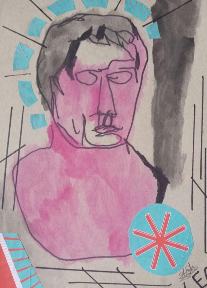 Ricerca#2, Barbara Lalle e Leonardo Ciofini, Sun deck - Ponte scoperto, Incinque Open Art Monti. Courtesy gli artisti
