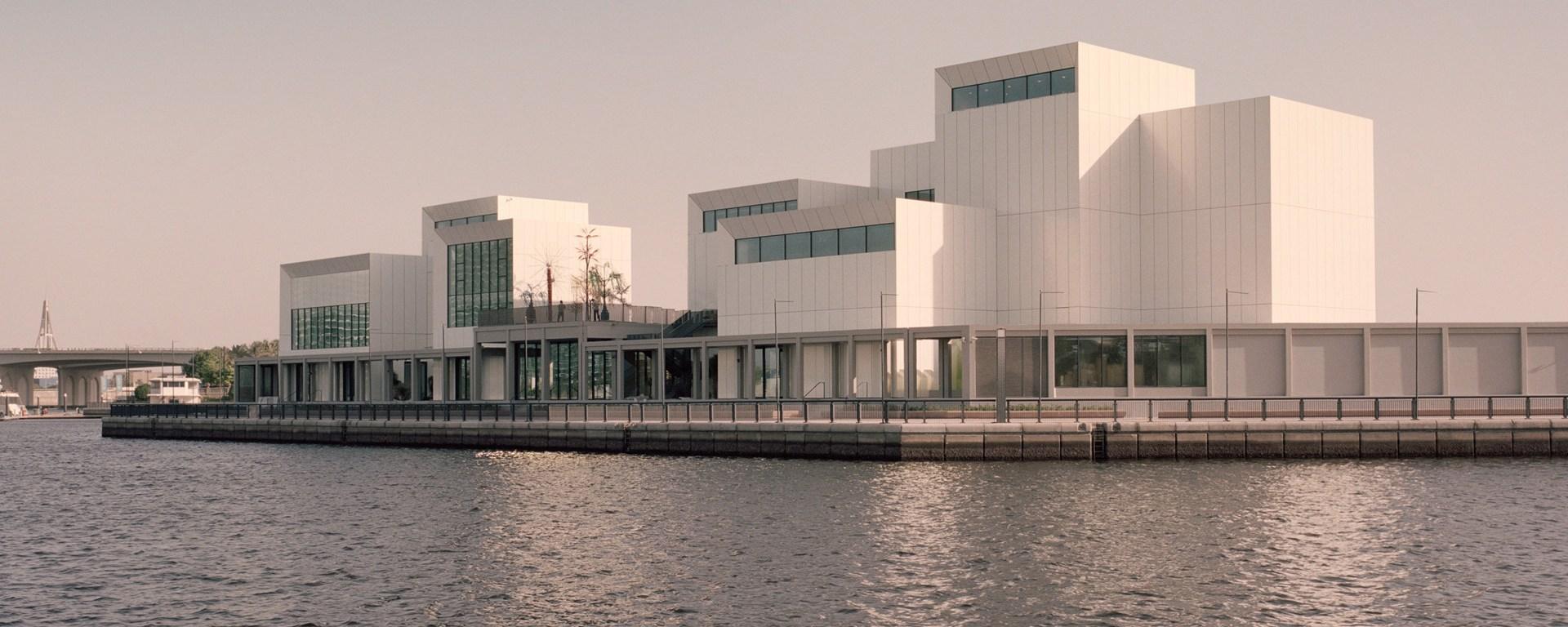 Jameel Arts Centre. Photo credit Rory Gardiner. Courtesy of Jameel Arts Centre, Dubai