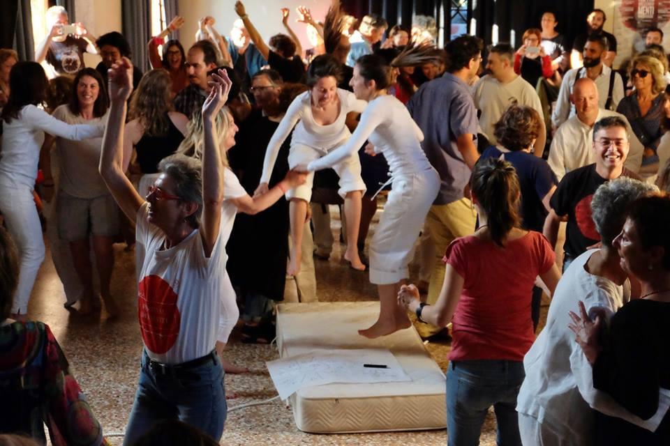 Festival dei Matti, Teatro Groggia, 2016. Courtesy Festival dei Matti