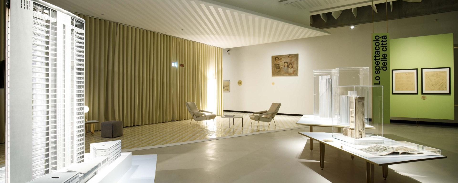 MAXXI, Gio Ponti. Amare l'architettura, Foto Musacchio Ianniello e Pasqualini, courtesy Fondazione MAXXI