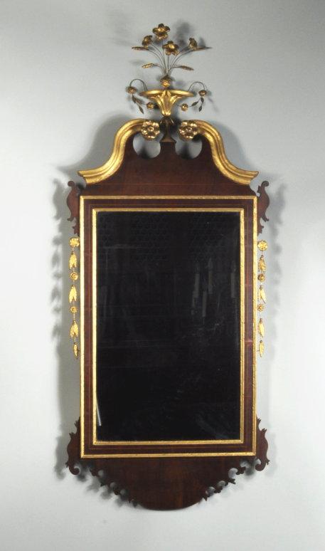 Hepplewhite Mirror