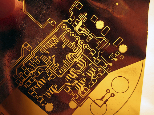 Etching For Artists And Hackers Printmaking Circuit Boards