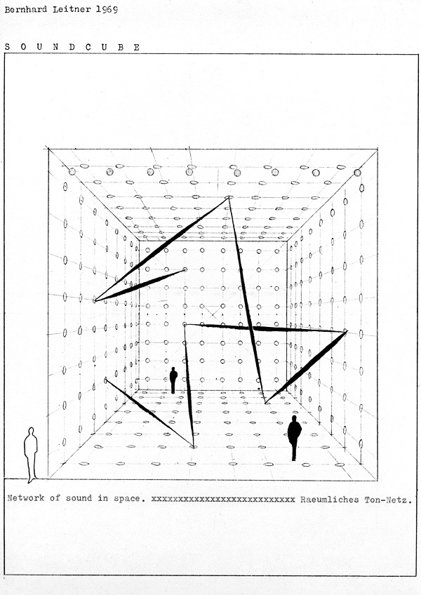 1969 Sound Cube Envisions Something That Looks Vaguely