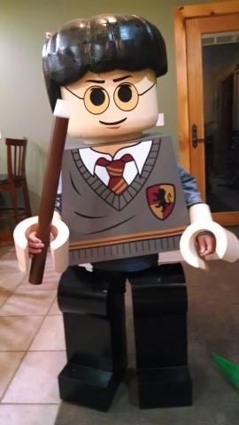 LEGO Harry Potter Costume  Adafruit Industries  Makers
