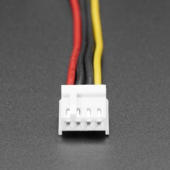 Wiring Diagram For Usb Plug Back Of Head Sinus 4-pin At/atx/ide Power Cable Id: 425 - $1.95 : Adafruit Industries, Unique & Fun Diy Electronics ...