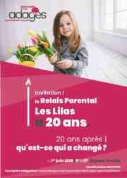 le Relais Parental les Lilas à Montpellier a 20 ans !