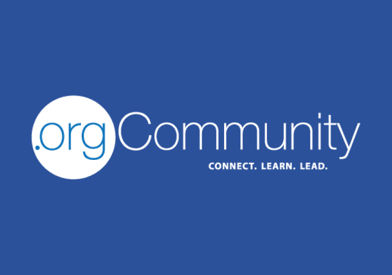.OrgCommunity Innovation Summit Sponsor