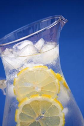 Lemon Water for Skin Detox