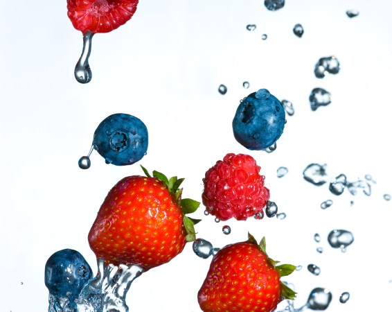 Great water additions to quench your thirst!