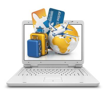 electronics during business travel