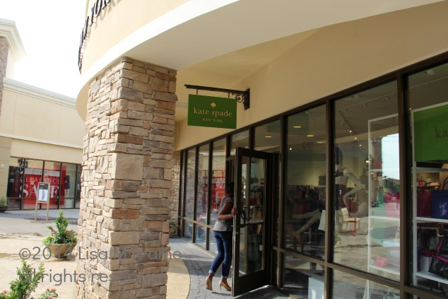 Kate Spade at Charlotte Premium Outlets