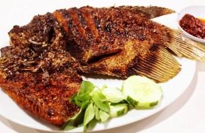 Resep Ikan Bakar Gurame