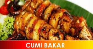 Resep Cumi Bakar