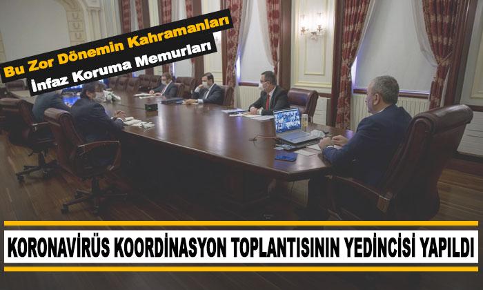 Koronavirüs-Koordinasyon-Toplantısının-Yedincisi-Yapıldı