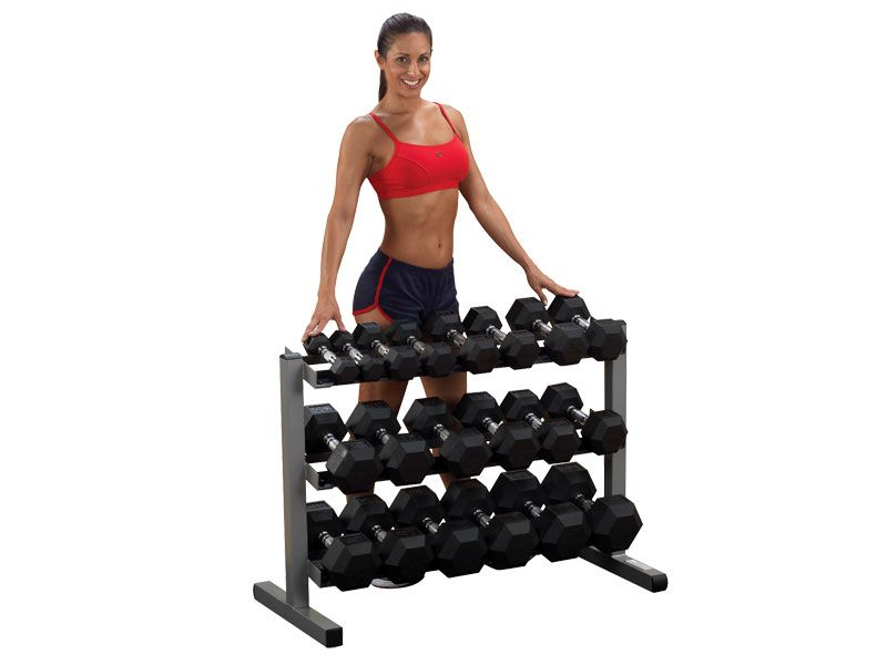 body solid 5 50 lb dumbbell rack adamant barbell