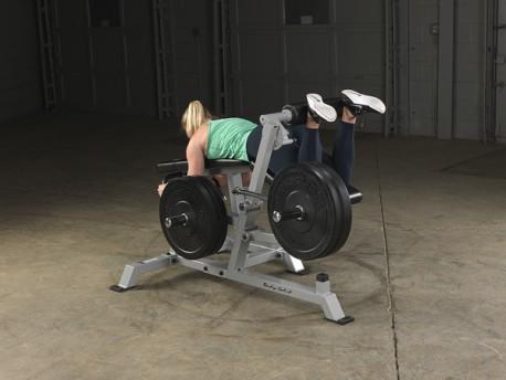 Body Solid Leverage Leg Curl Machine