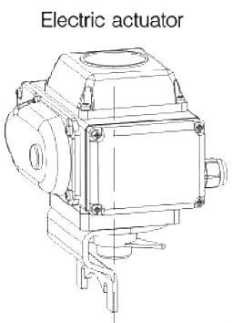 Sanitary Tri Clamp Encapsulated Ball Valve Mounting Pad