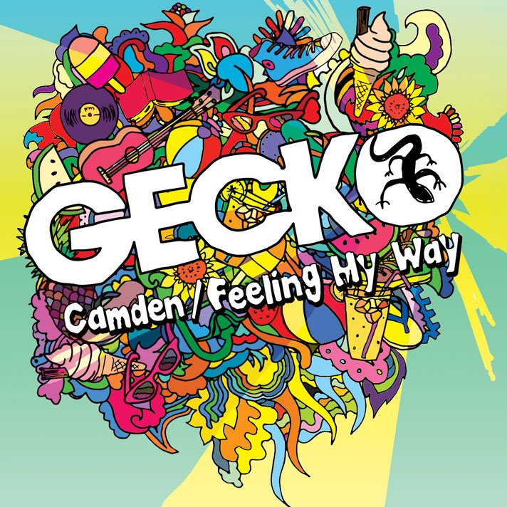 Gecko - Camden/Feeling My Way EP