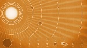 Solar System Wallpaper Hot by Adam Dorman  Digital Artist