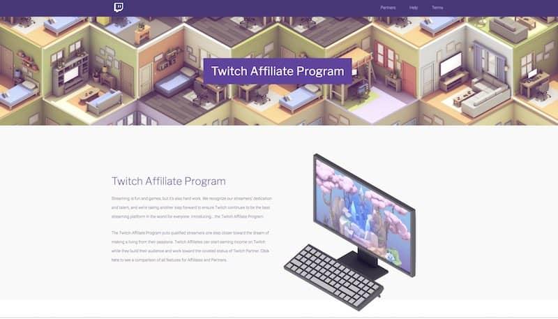 Programas de afiliados de juegos